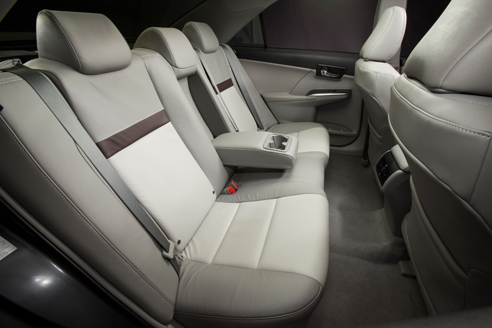 2013 Toyota Camry Review Best Car Site For Women