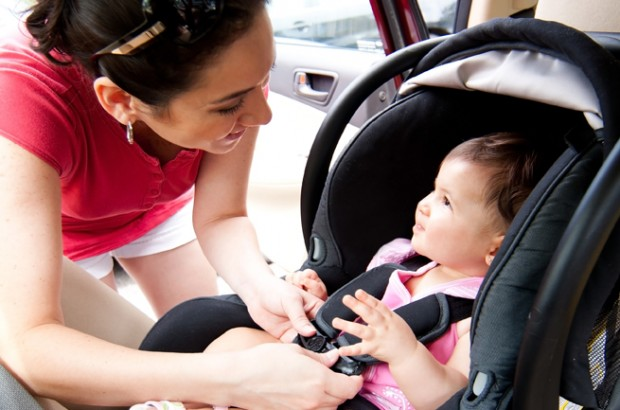Buckle Up the Car Seat for Safe Kids
