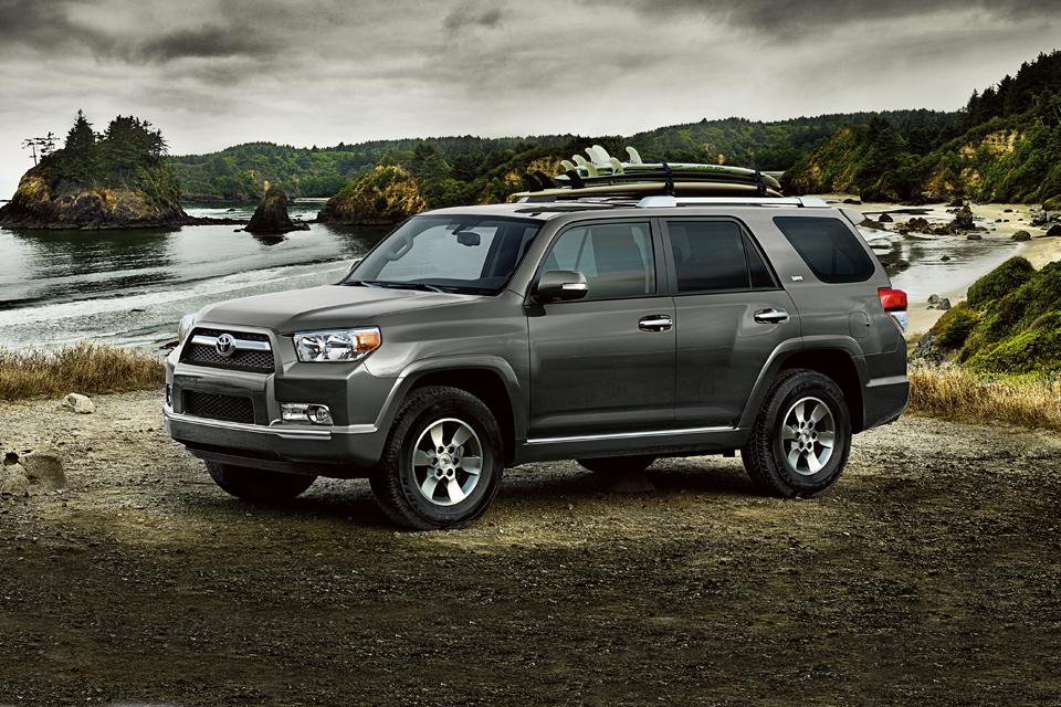 2013 Toyota 4Runner Review  Best Car Site for Women  VroomGirls
