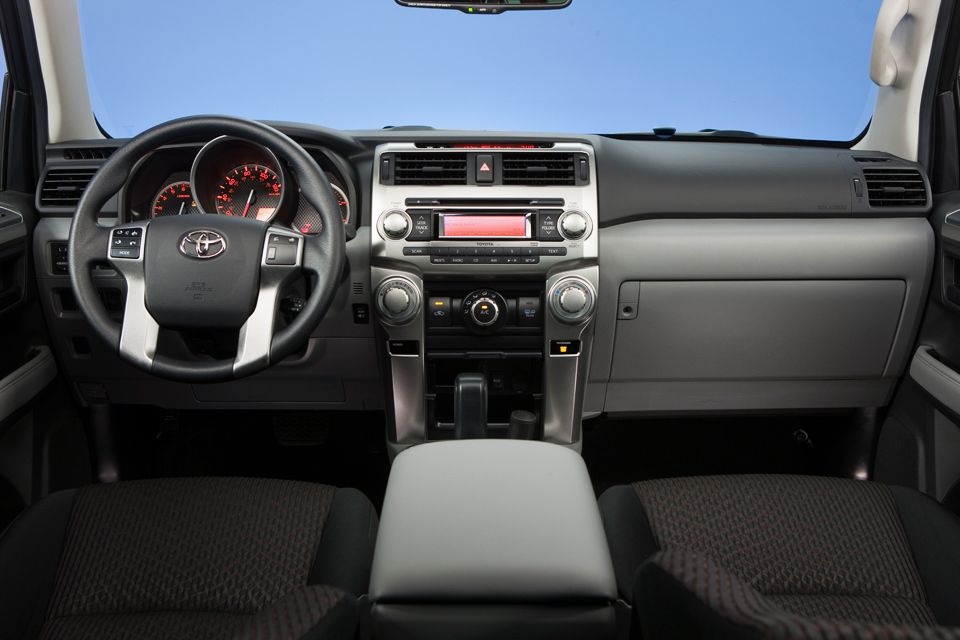 2013 Toyota 4Runner Review | Best Car Site for Women ...
