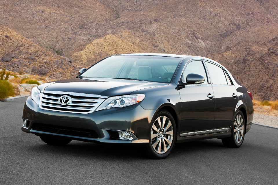 2012 Toyota Avalon Review Best Car Site For Women