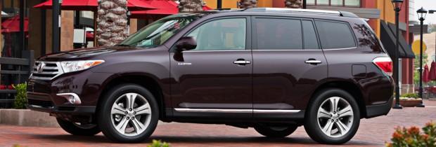 2013 Toyota Highlander ...