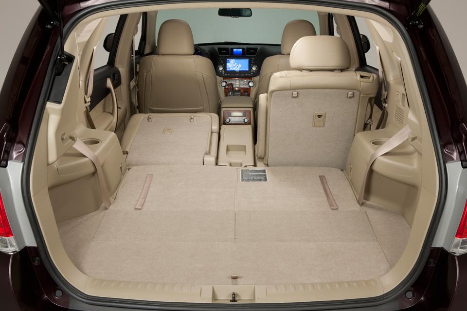 2013 toyota highlander ltd hybrid review vroomgirls. Black Bedroom Furniture Sets. Home Design Ideas