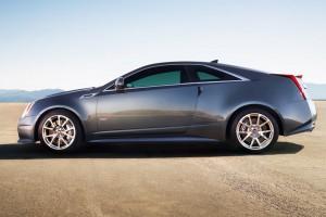 2013 Cadillac CTSV Coupe