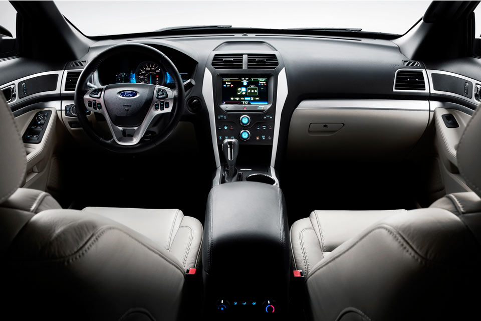 2013 Ford Explorer Review Best Car Site For Women Vroomgirls
