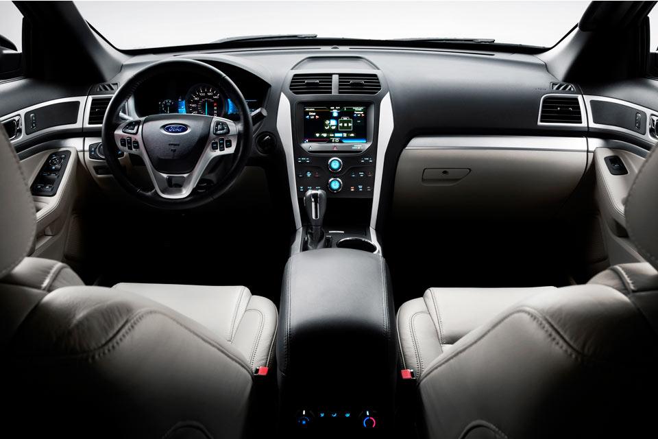Beautiful 2013 Ford Explorer Design