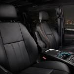 2012 Dodge Grand Caravan R/T Interior