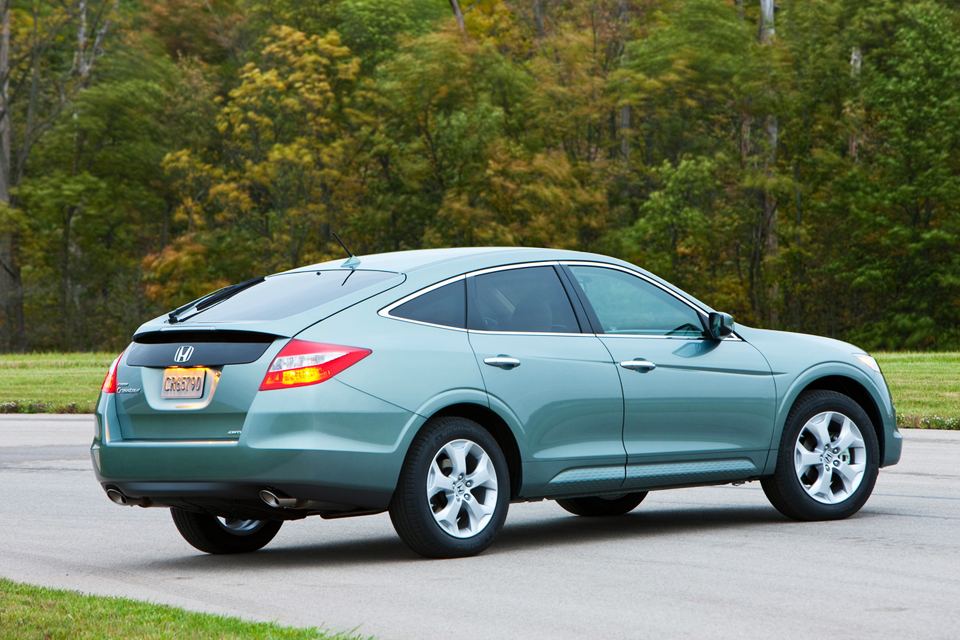 2013 Honda Crosstour Review Best Car Site For Women Vroomgirls