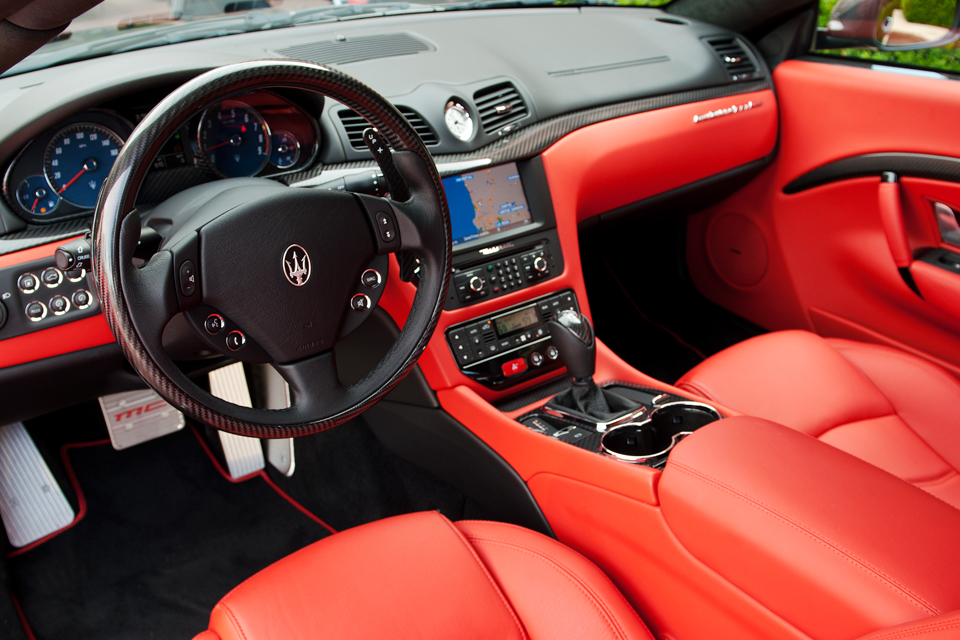 2012 Maserati Granturismo Convertible Sport Review Vroomgirls