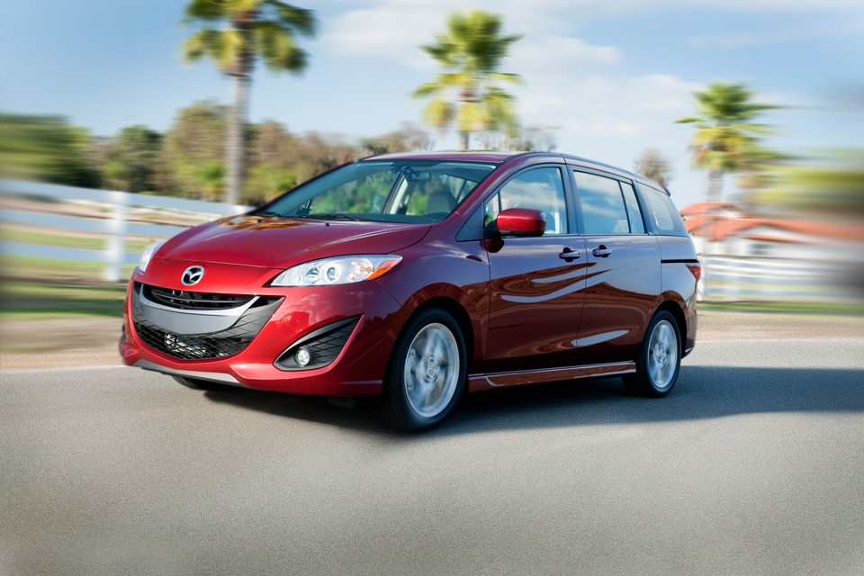 2013 Mazda5 Review Best Car Site For Women Vroomgirls