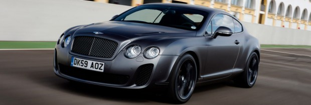 2011 Bentley Continental Supersports Review Vroomgirls