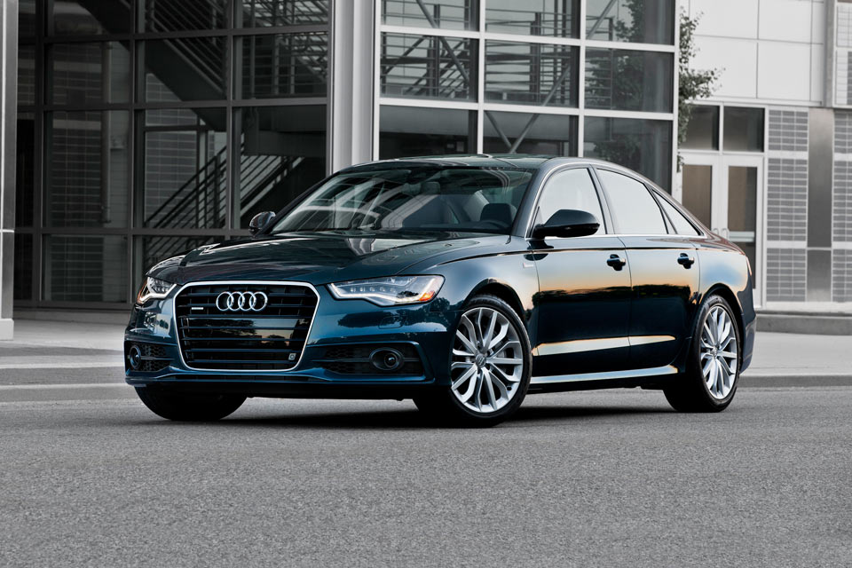 Merveilleux 2013 Audi A6