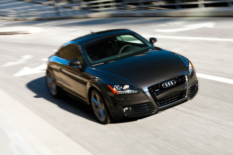 Audi TT Coupe Review Best Car Site For Women VroomGirls - Audit car