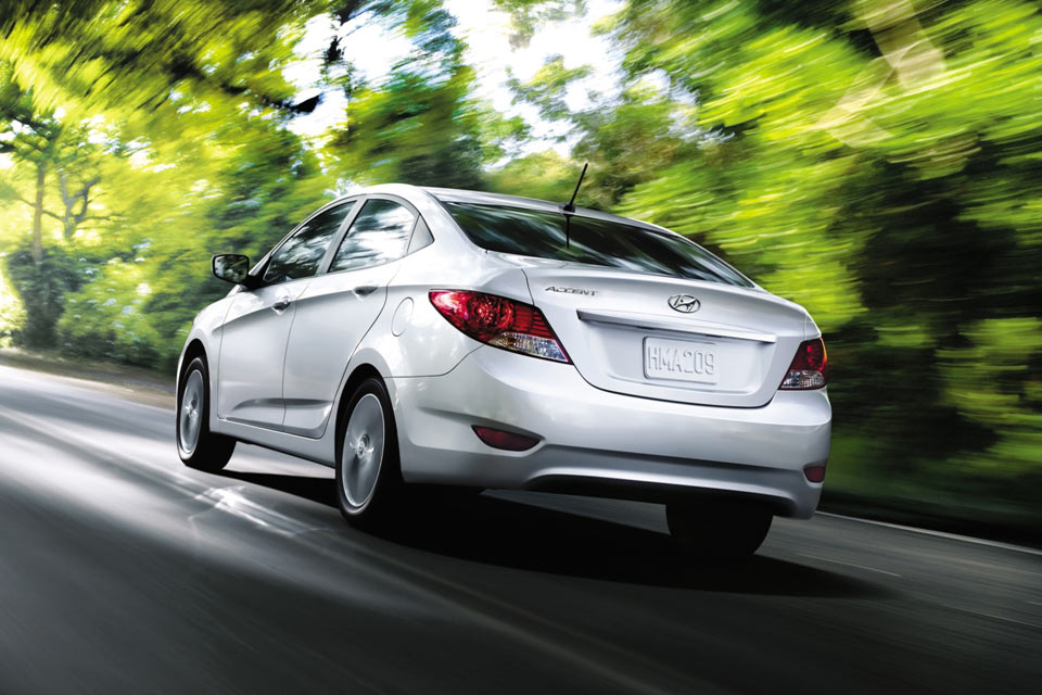 2013 Hyundai Accent Review Best Car Site For Women