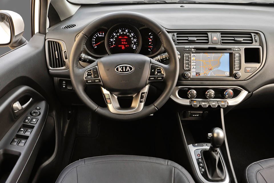 2013 Kia Rio Review   Best Car Site for Women   VroomGirls