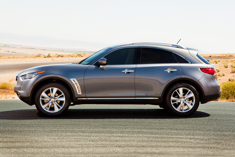 2012 Infiniti Fx35 Review Best Car Site For Women Vroomgirls