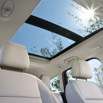 2013 Ford Escape Sun Roof Interior