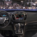 2013 Ford Escape Interior Dash