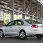 2012 Volkswagen Passat Back