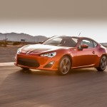 2012 Scion FR S Driving