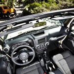 2012 Jeep Wrangler Unlimited Rubicon Interior