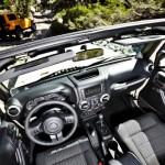 2012 Jeep Wrangler Unlimited Rubicon Interior