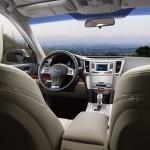 2012 Subaru Outback Dashboard