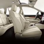 2012 Subaru Outback Leather Interior