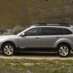 2012 Subaru Outback Silver