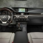 2013_Lexus_ES_350 Dashboard
