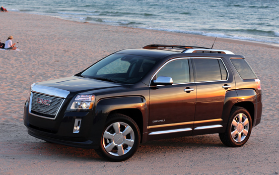 2013 gmc terrain review best car site for women vroomgirls. Black Bedroom Furniture Sets. Home Design Ideas