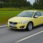Volvo C30 Yellow
