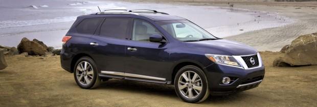 2013 Nissan Pathfinder ...