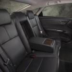 2013ToyotaAvalonLTD Back Seat