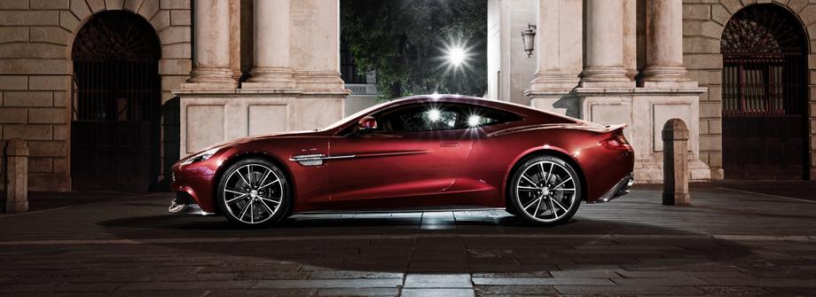 2013 Aston Martin Vanquish ...