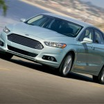 All New Ford Fusion Hybrid