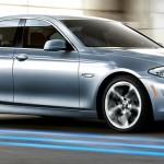 2013 BMW 5 Series ActiveHybrid