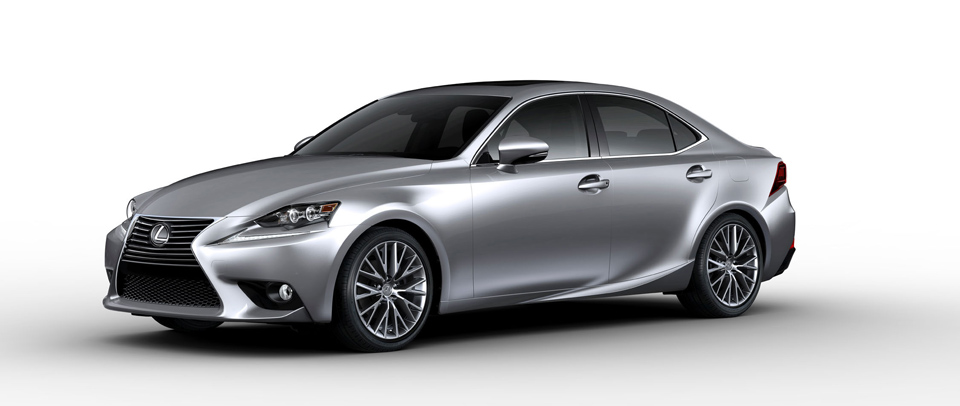 2014 lexus is 350 and f sport review vroomgirls. Black Bedroom Furniture Sets. Home Design Ideas