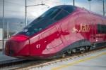 High speed italio train