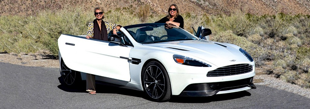 Aston Martin Vanquish Volante Review VroomGirls - Aston martin vanquish volante