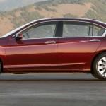 2014 Honda Accord EX L V 6 Sedan