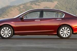 2014 Honda Accord EX-L V-6 Sedan
