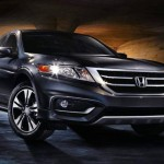 2014 Honda Crosstour Exterior Feature Front1