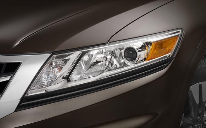 Women S Headlights : Honda crosstour review best car site for women
