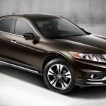 2014 Honda Crosstour Exterior Feature Side3
