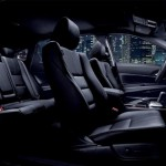2014 Honda Crosstour Interior Feature Passenger Seating