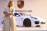 Maria Sharapova Porsche