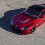 Aston Martin Overhead