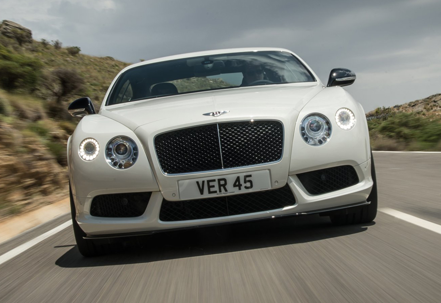 2014 Bentley Continental Gt V8 S Review Vroomgirls