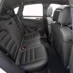 2014 Porsche Macan Backseat